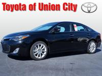 This black 2013 Toyota Avalon XLE Touring is a keeper.