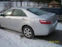 This is a 2008 Toyota Camry le with 43,500 miles.it has