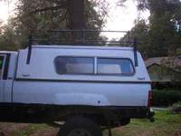 Hi I have a camper shell for a long bed toyota