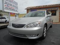2005 Toyota Camry XLE V6   Available now 2005