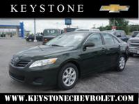 Don't let this 2010 Toyota Camry LE drive away without