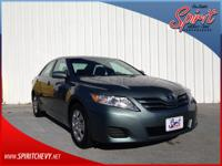 Camry LE, 1 OWNER, 29-POINT INSPECTION, 4 CYLINDER,