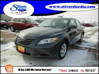 Hurry, this 2008 Toyota Camry LE won't last long!!!