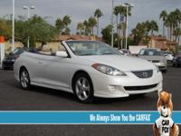 Camry Solara SLE, 2D Convertible, 5-Speed Automatic