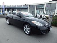 THIS IS A VERY CLEAN SOLARA XLE CONVERTIBLE WITH