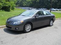 This 2011 Toyota Camry XLE is offered exclusively by
