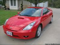 I am selling my 2003 celica. I don't need it anymore