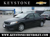 This 2010 Toyota Corolla has it all! We've got it for