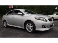 Wow look at this 2009 Toyota Corolla S. This car is