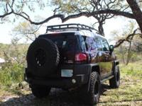 This truly is the ULTIMATE FJ CRUISER. This 2007 Toyota