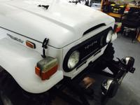Toyota FJ40 Landcruisers For Sale