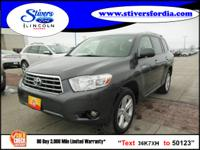 Great buy on this vehicle....2009 Toyota Highlander