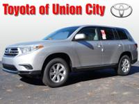 Don't let this 2013 Toyota Highlander get away! It has