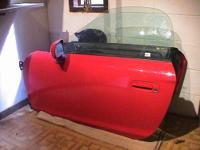 FOR SALE - TOYOTA MR2 SPYDER DOORS - FROM 2005 - HAVE