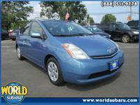 PRICED BELOW MARKET! THIS PRIUS WILL SELL FAST! -BACKUP
