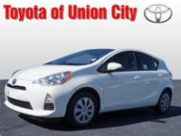 Make your move on this 2013 Toyota Prius c One. This