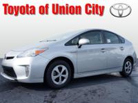 Don't let this 2013 Toyota Prius Four get away! This