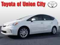 Don't let this 2013 Toyota Prius v Five get away! It