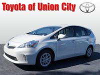 How about this 2013 Prius v Two? We're offering a great