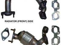 TOYOTA RAV4 CATALYTIC CONVERTER MANIFOLD; DIRECT FIT,
