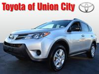 This 2013 Toyota RAV4 LE has it all! It comes with a