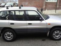 This is a 1997 Toyota RAV4 in  very good condition