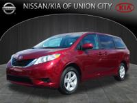 Check out this 2012 Toyota Sienna 7-Passenger. This