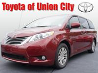 This 2013 Toyota Sienna XLE 8-Passenger has it all!