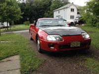 1994 Supra Originally A 2jzge. This Is Not A Slapped On