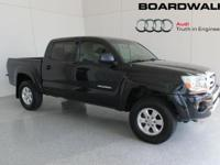 This is a Toyota, Tacoma for sale by Boardwalk Audi.