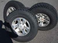 For sale is a set of brand new Bridgestone Dueler APT