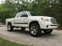 2003 Toyota Tundra 3.4L V6 up for sale. Clean title, in