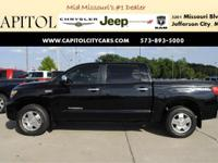 Come see this 2009 Toyota Tundra 4WD Truck LTD. It has
