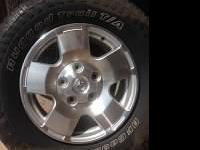 Set (4): Wheels: Toyota OEM, Finish: 5-Spoke Silver