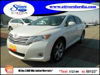 Great buy on this vehicle....2009 Toyota Venza AWD V6.