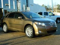 Is it a bird, a plane? No, its a 2009 Toyota Venza!!