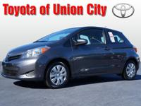 This 2014 Toyota Yaris 3-Door LE might just be the