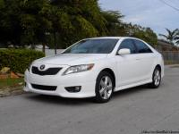 TOYOTA CAMRY SE 2010 CLEAN TITLE, CLEAN CAR FAX FOR