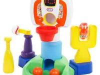Little Tikes Sports $14 Sit 2 Stand Giraffe $15 Vtech