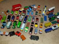 Thomas the Train and Friends Figurines along with