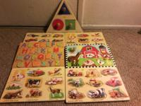 I have teaching supplies for children PREK-2ND GRADE,