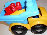 Diverse Misc. Toys under $5.00 ea. -Mega Bloks First