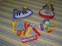 LITTLE EINSTEIN GUITAR PLAYS MUSIC. LEAPFROG MARACAS