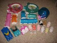 We are moving and selling lots of toys! Make a