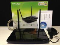 TP-Link Dual Band Wireless Gigabit Router Model#