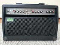 Trace Acoustic TA35R Amplifier. 35 watt RMS, 2 mixable