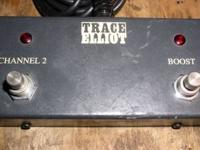FOOT SWTICH FOR AN TRACE ELLIOT (TRAMP) AMP. ITS THE