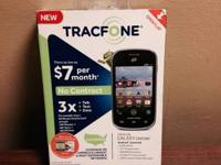 I have a brand new Samsung galaxy Centura for Tracfone.