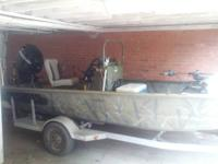 I have a 2012 tracker cc with a 50 HP four stroke huge