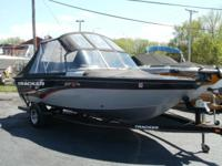 Tracker Targa V18 Fish 2010 $22,900 ENGINE ENGINE: